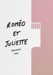 Roméo et Juliette Shakespeare AMAB Tous droits réservés 2018