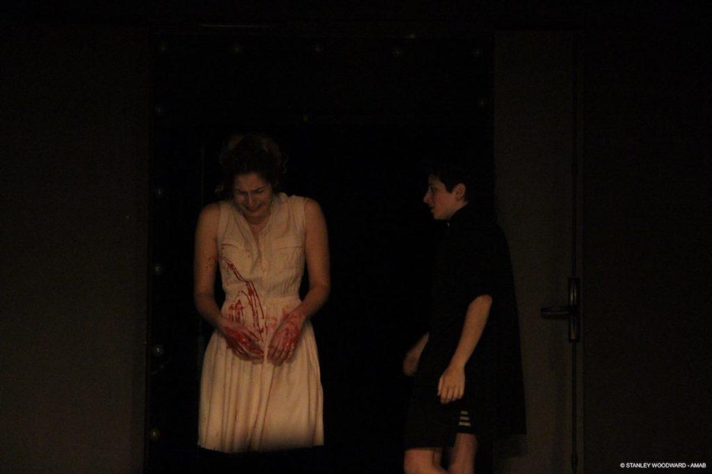 Roméo et Juliette - AMAB - Mise en scène Théophile Charenat - Crédit photo Stanley Woodward - ©Tous droits réservés